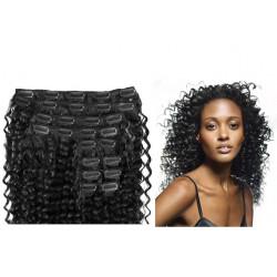 Extensions cheveux à clips