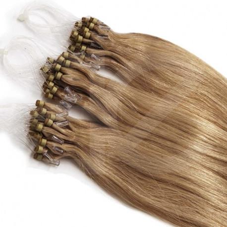 Extensions à loops blond doré