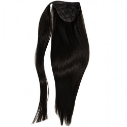 Extension queue de cheval Remy hair brune 50 cm