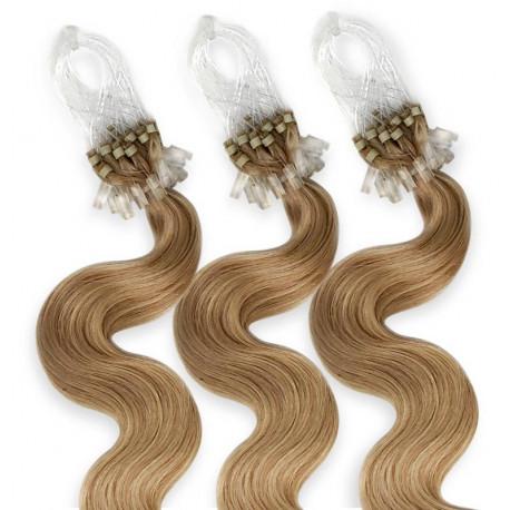 Extensions cheveux naturels à LOOP 48 cm